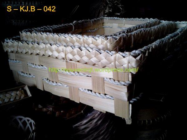 Keranjang Bambu utnuk Parcel & Hantaran Nikah