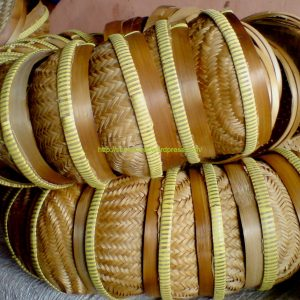Bakul / Wakul Nasi dari Bambu