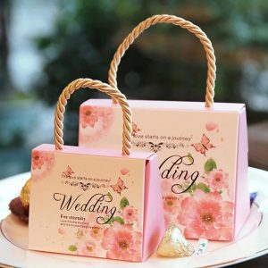 Lovely Wedding Packaging Box