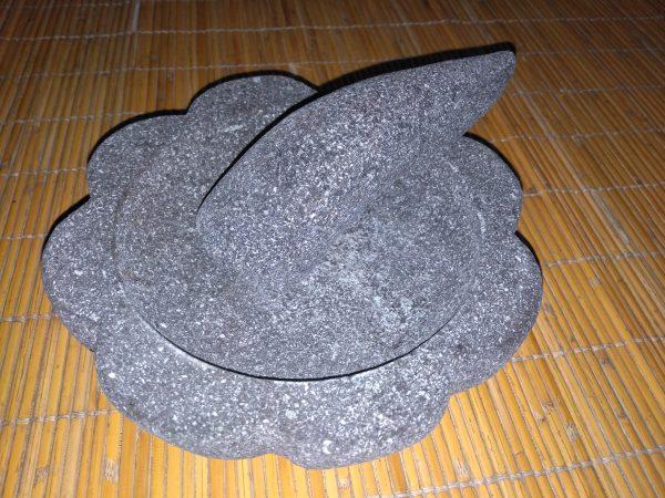 Cobek & Ulekan Batu